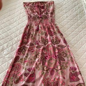 CALYPSO ST. BARTH Size Small floral maxi dress